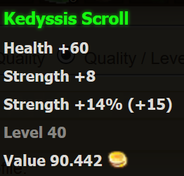 Kedyssis Scroll