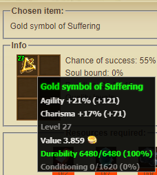Amulet of Suffering