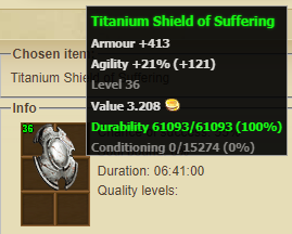 Shield of Suffering