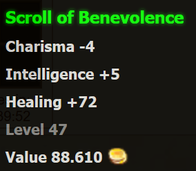of Benevolence