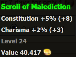 of Malediction