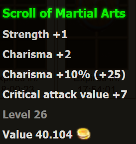 of Martial Arts