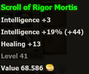 of Rigor Mortis
