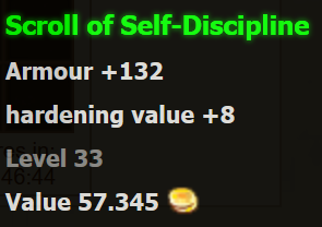 of Self-Discipline