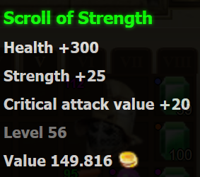 of Strength