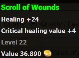 of Wounds
