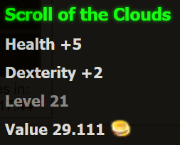 of the Clouds